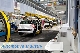Hose solutions for automotive industry