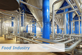 Hose solutions for food industry