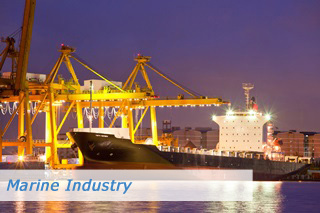 Hose solutions for marine industry