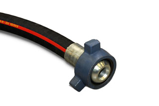 Hose for cementing applications