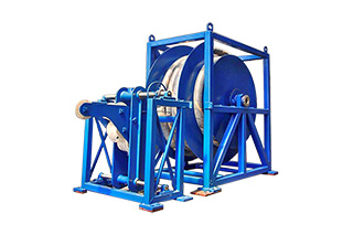 Water hose reel assembly
