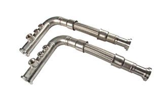 Radiator coolant PTFE hose